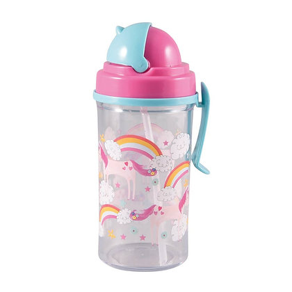 Fairy Unicorn Water Bottle