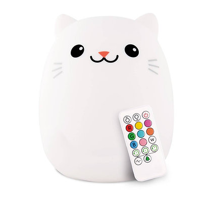 Lumipets® LED Cat Night Light with Remote