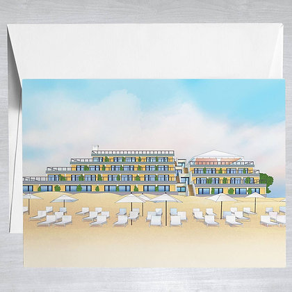 Gurneys Montauk - Hamptons - Card