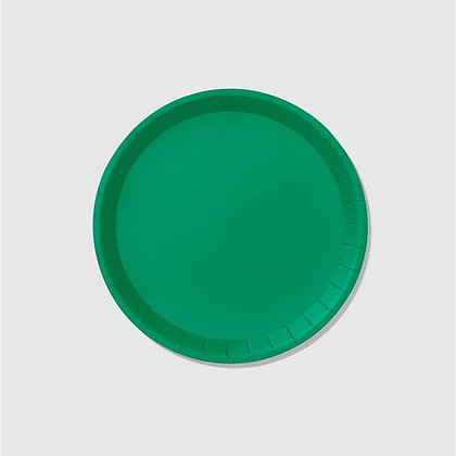 Green Classic Large Plates