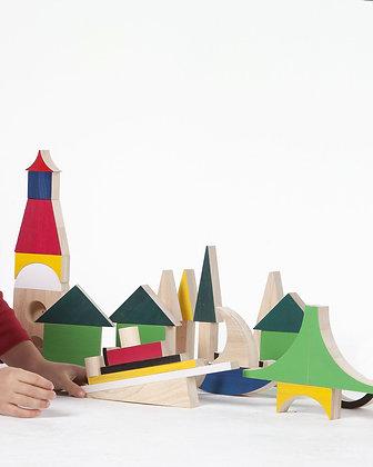 Puzzle PLAYSHAPES