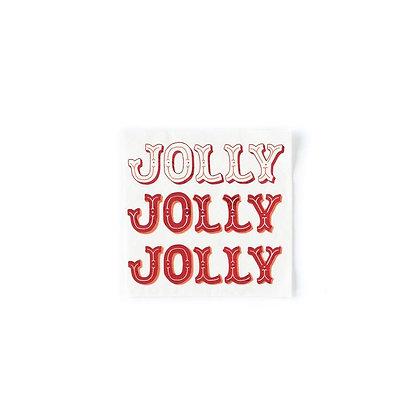 Holiday Jolly Napkins