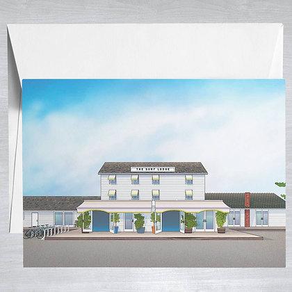 Surf Lodge - Hamptons - Card