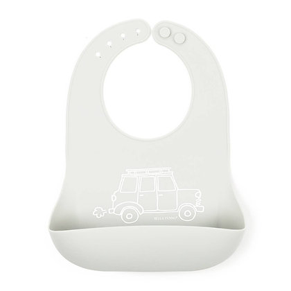 Car Wonder Bib