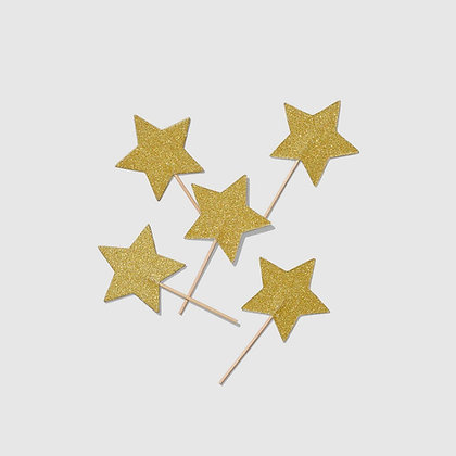 Star Mini Toppers