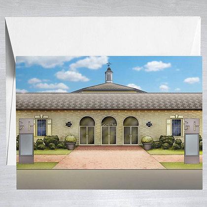 Guild Hall - Hamptons - Card