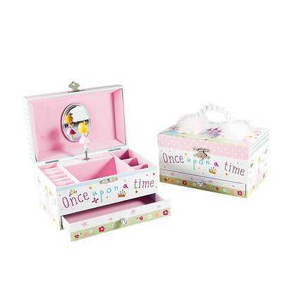 Princess Deluxe Jewelry Box