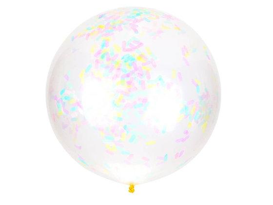 Cupcake Sprinkles Giant Confetti Balloon