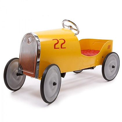 Gold Legend Pedal Car