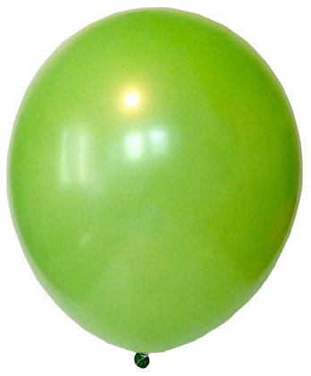 Jumbo Latex Balloon- Green