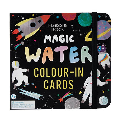 Space Water Pen and Cards