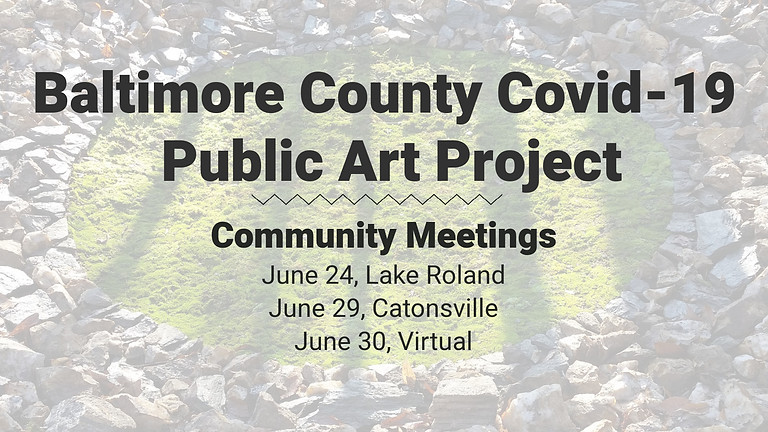 Webex Covid-19 Public Art Memorial- June 30