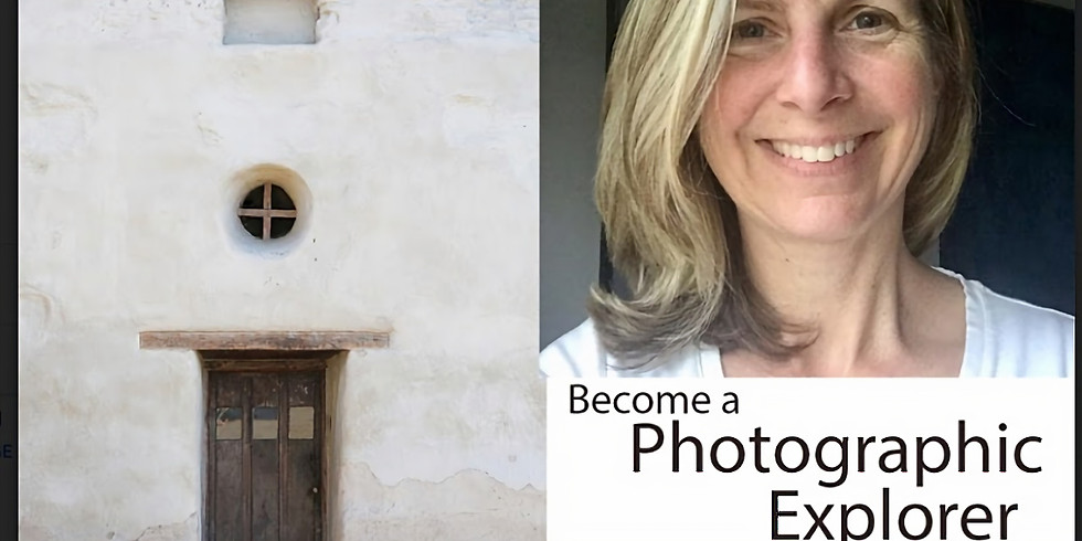 Photographic Explorer with Anne Kelley Looney
