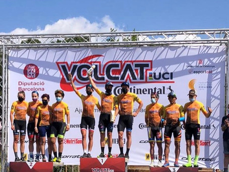 VOLCAT BTT BY CONTINENTAL 🏆🏅