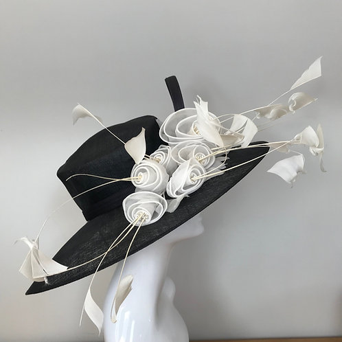 Diana at the Derby - Hat Couture