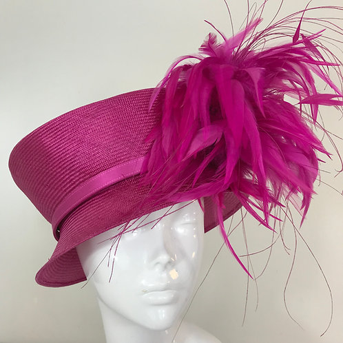 Fiona Loves Fuschia - Philip Treacy