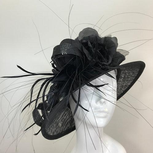 Belle de Hiver - Hat Couture