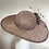 Thumbnail: Mocha Lace & Silk Stockings - Hat Couture