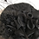 Thumbnail: Black Lace & Silk Stockings - Hat Couture