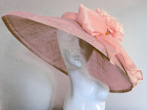 Strawberries & Cream - Hat Couture