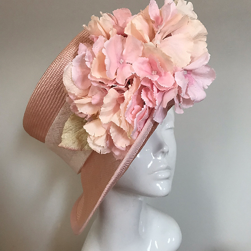 Pia Loves Pink Champagne - Hat Couture