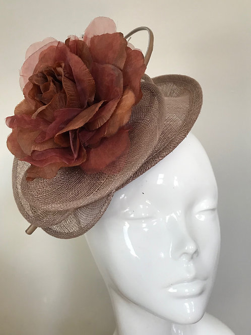 Cocoa Daisy Rose - Hat Couture