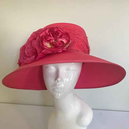 Make Mine a Raspberry Daquiri - Hat Couture