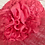 Thumbnail: Coral Lace & Silk Stockings - Hat Couture