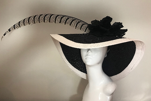 The Magpie - Hat Couture