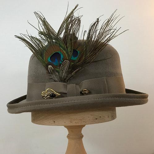 Peacock Strut - Mink