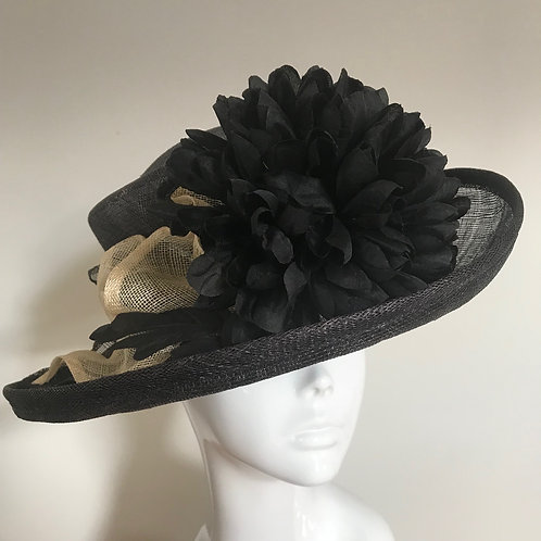 Freya's Film Noir Debut - Hat Couture