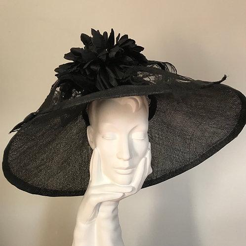 Champagne & Caviar - Hat Couture