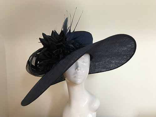 Rhapsody for Ria - Hat Couture