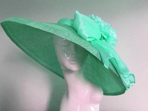 Mint Parfait - Hat Couture