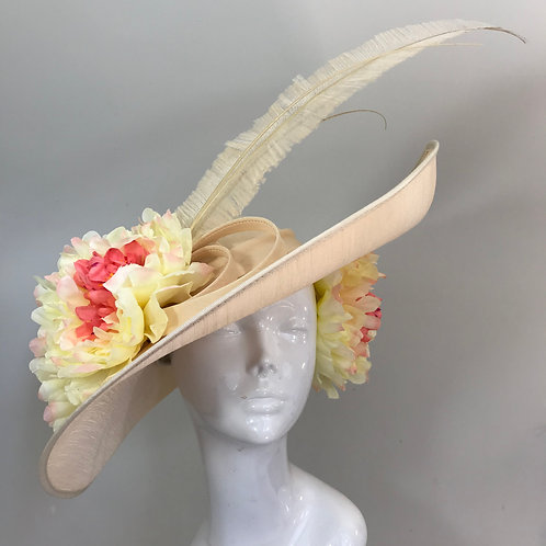 Mistress of Versailles - Hat Couture