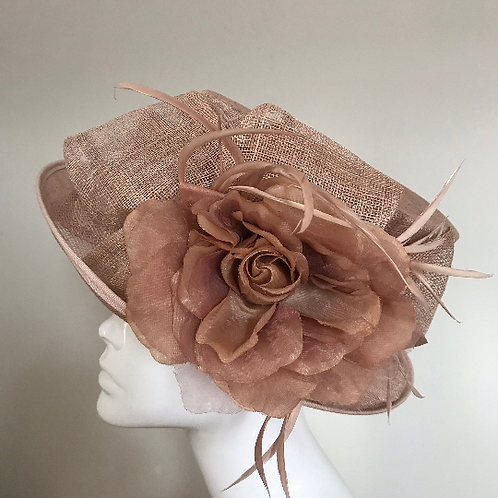 Cafe au Lait - Hat Couture