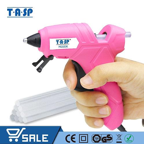 Hot Melt Glue Gun High Temperature Tool With 10pcs 7mm Glue Sticks