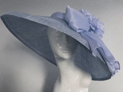 Blueberry Gelato - Hat Couture