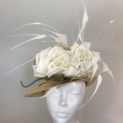 Champagne on the River - Philip Treacy