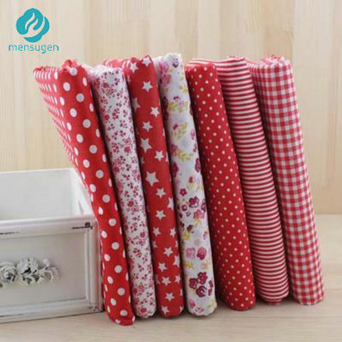 50cm Length x  Width 150cm Printed Cotton Fabric Sewing/Patchwork Pieces