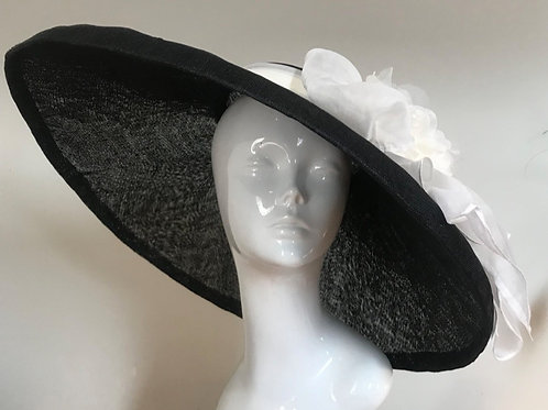 Calling Miss Hepburn- Hat Couture