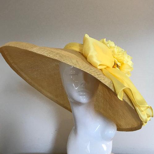 Lemon Sorbet - Hat Couture