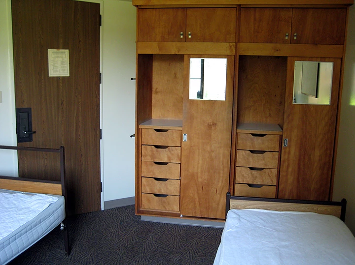 california dormitorio