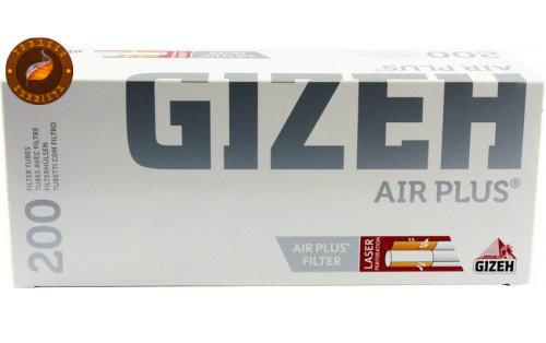 Сигаретные гильзы Gizeh AIR PLUS (200 шт)