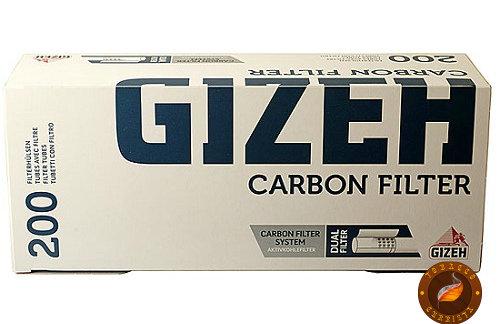 Сигаретные гильзы Gizeh-Carbon (200 шт)
