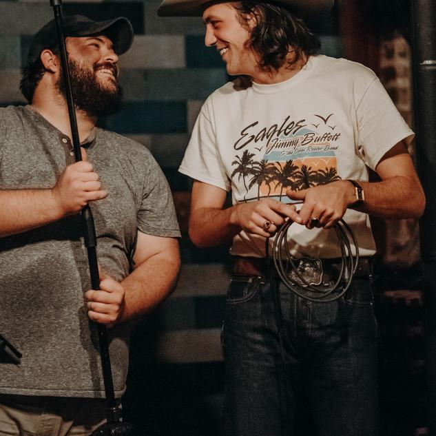 Luke Wagner & Jordan Foley