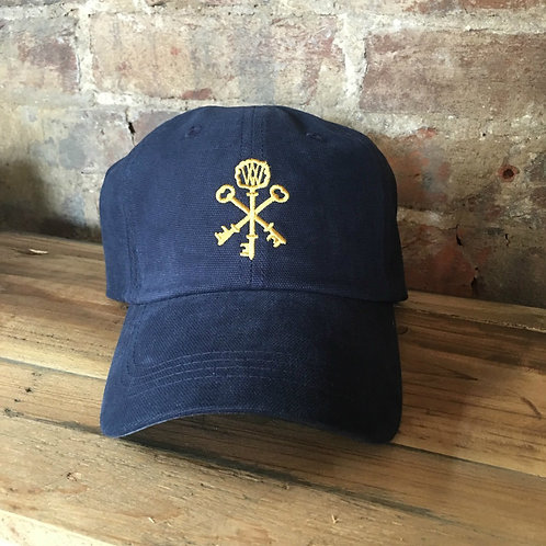 Pappy & Company Ball Cap in Navy