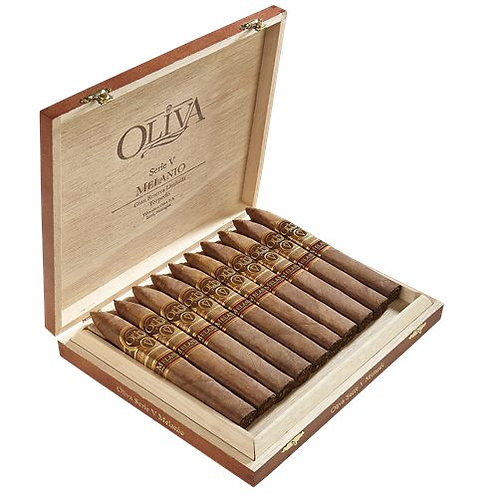 Oliva Serie 'V' Melanio Box of 10
