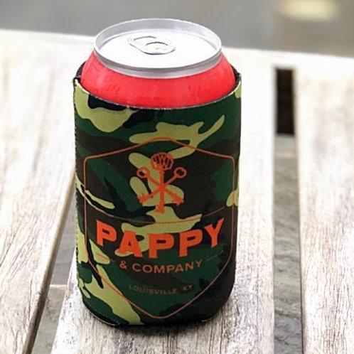 Pappy & Company Camo Can Hugger