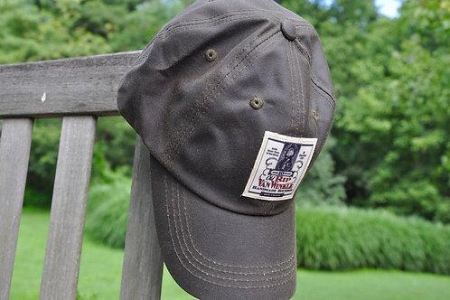 Waxed Cotton Old Rip Van Winkle Ball Cap Hat